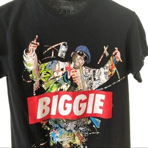 Tops - Biggie smalls big T-shirt